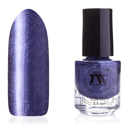 Купить Masura, Лак для ногтей №904-195М, Вселенная, Синий