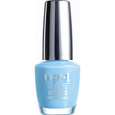 OPI, Infinite Shine Nail Lacquer, To Infinity  Blue-yond, 15 мл