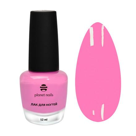 Купить Planet Nails, Лак для ногтей №871, Розовый