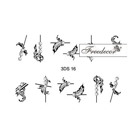 Купить Freedecor, 3D-слайдер №S16