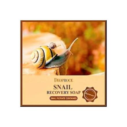 Купить Deoproce, Мыло для лица Snail Recovery, 100 г