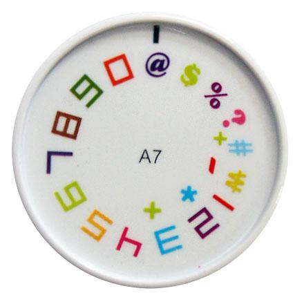 Купить ENAS, штамп для дизайна А7