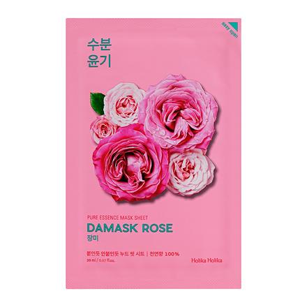 Holika Holika, Тканевая маска увлажняющая, Роза маска для лица holika holika holika holika ho009lwgxb00