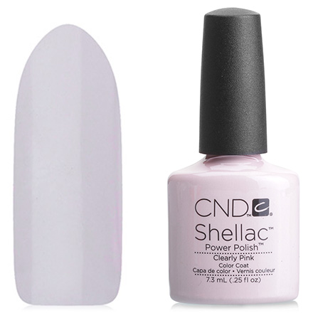 CND, цвет Clearly Pink