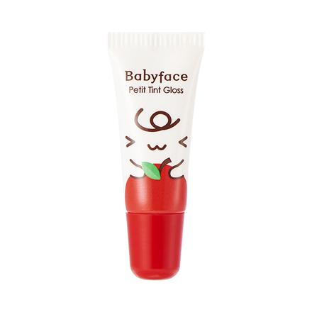 It's Skin, Блеск-тинт Babyface, №01, яблоко