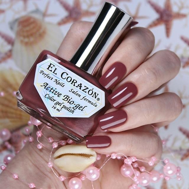 Купить El Corazon, Активный биогель Cream, №423/353, Красный