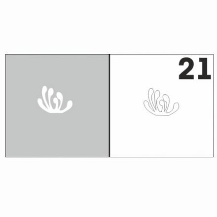 Airnails, Трафареты №21
