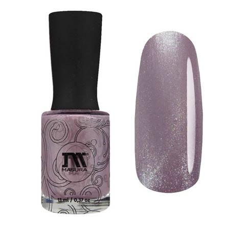 Купить Masura, Лак для ногтей №904-257, Жемчужина счастья, 11 мл, Фиолетовый