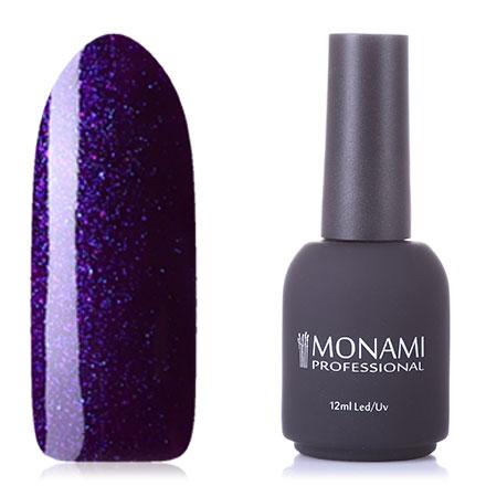 Купить Monami Professional, Гель-лак №355, Фиолетовый