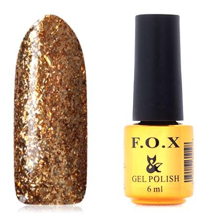 FOX, Гель-лак Brilliance №006