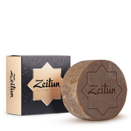 Купить Zeitun, Алеппское мыло премиум «Кофе», 125 г