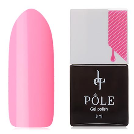 POLE, Гель-лак №071, Розовый бальзамин