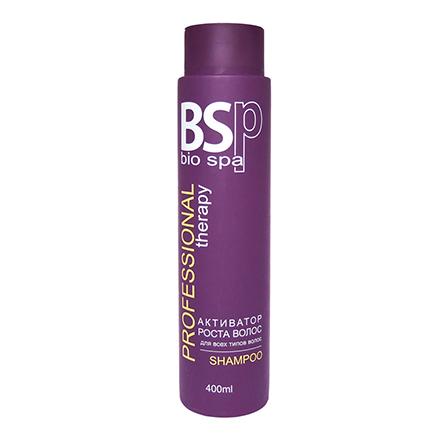 Купить BIO&SPA, Шампунь для волос «Активатор роста», 400 мл
