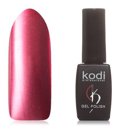 Kodi, Гель-лак №H31Kodi Professional<br>Гель-лак (8 мл) светло-малиновый, с эффектом металлик, плотный.