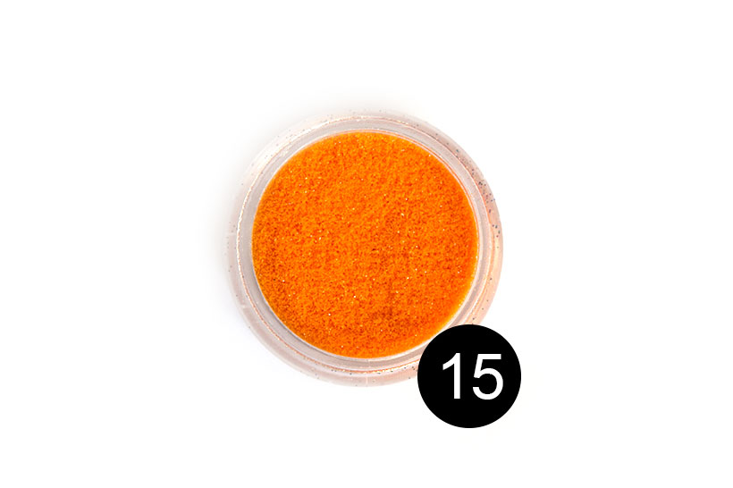 TNL, Дизайн для ногтей: блестки №15