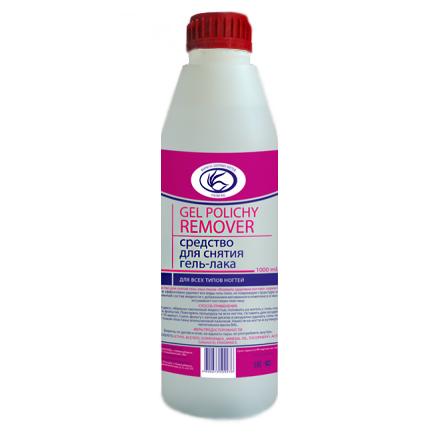 Купить BAL Professional, Жидкость для снятия гель-лака, 1000 мл
