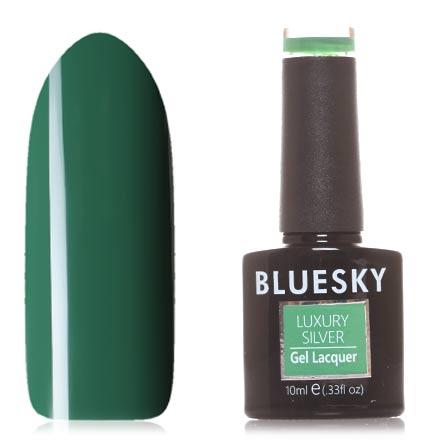Bluesky, Гель-лак Luxury Silver №365