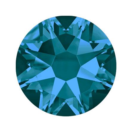 Купить Кристаллы Swarovski, Blue Zircon 1, 8 мм (30 шт)