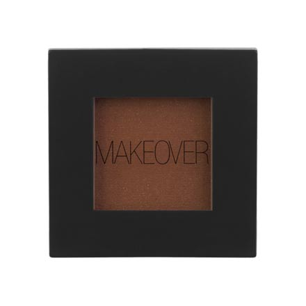 MAKEOVER PARIS, Тени для век Single Eyeshadow, Chocolate Matte