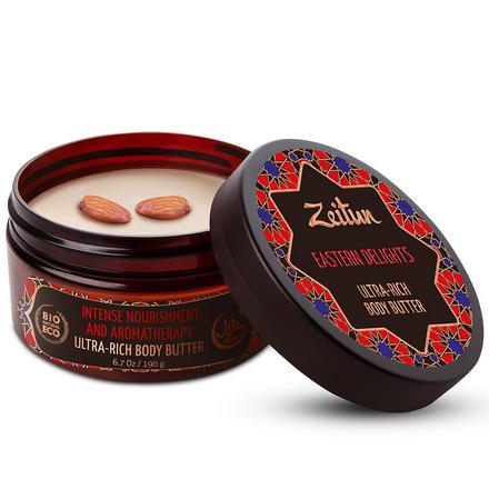 Zeitun, Крем-масло для тела «Восточные сладости», 200 мл