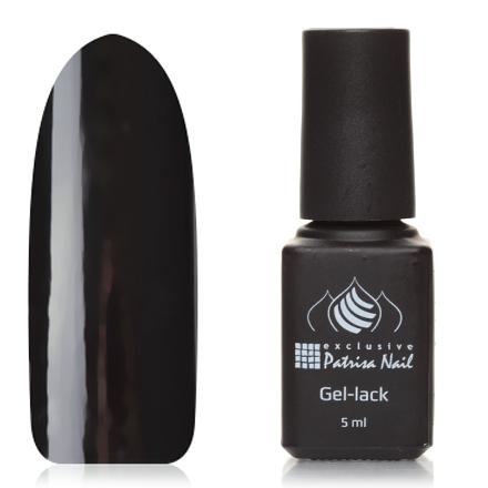 Patrisa Nail, Гель-лак №712 ПодземкаPatrisa Nail однофазный шеллак<br>Однофазный гель-лак (5 мл) черный, без перламутра и блесток, плотный.<br><br>Цвет: Черный<br>Объем мл: 5.00