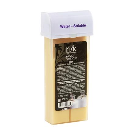 IRISK, Сахарная паста для шугаринга в картриджах SUGARSMOOTH Молоко, 150 г