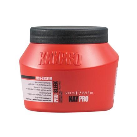 KAYPRO, Маска Pro-Sleek, 500 млМаски для волос <br>Разглаживающее средство для питания и увлажнения химически выпрямленных волос.