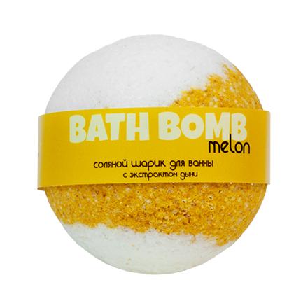 Купить Savonry, Бурлящий шарик для ванны Melon, 100 г
