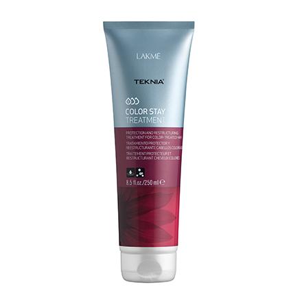 Lakme, Средство для сохранения цвета волос Color Stay Treatment, 250 мл косметика для волос макадамия отзывы