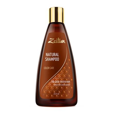 Купить Zeitun, Шампунь для волос «Уход за окрашенными волосами», 250 мл