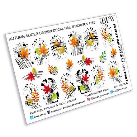 Купить BPW.style, Слайдер-дизайн «Осенний микс 5» №sd5-1755
