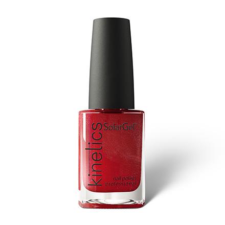 Купить Kinetics, Лак для ногтей SolarGel №448, Rebel Heart, Красный
