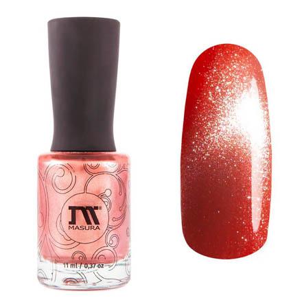 Купить Masura, Лак для ногтей №904-249, Розовый жемчуг, 11 мл
