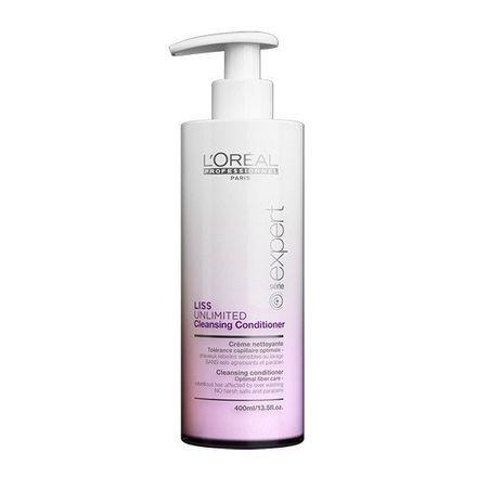 Loreal, S?rie Expert Liss Unlimited, Очищающий кондиционер для чувствительных непослушных волос, 400 мл (LOreal)