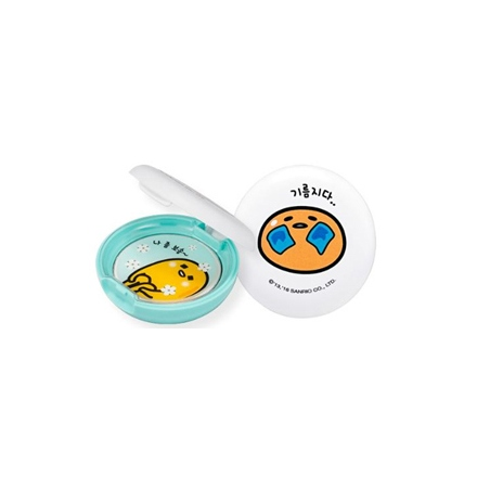 Нolika Holika, Пудра для жирной кожи Gudetama «Sebum Clear Pact» пудра holika holika gudetama sebum clear pact 9 гр