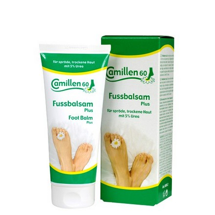Camillen 60, Бальзам для стоп Fussbalsam Plus, 100 мл