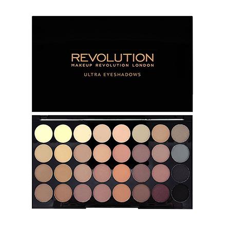 Купить Makeup Revolution, Тени для век 32 Ultra Flawless Matte