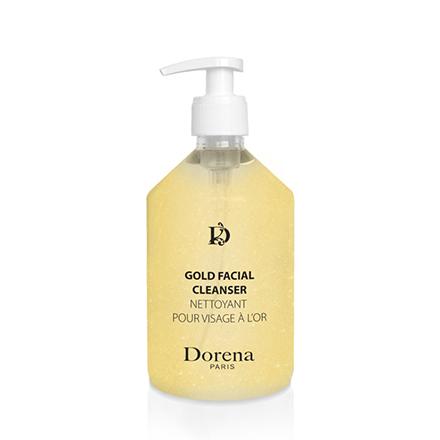 Dorena, Очищающий гель для лица Gold, 500 мл