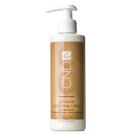 CND, Лосьон Almond Hydrating Lotion, 236 мл (УЦЕНКА)