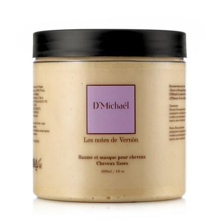 Купить D'Michaél, Бальзам-маска Les notes de Vernon Cheveux Lisses, 500 мл