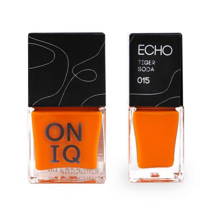 ONIQ, Лак для стемпинга Echo, Tiger Soda oniq лак для стемпинга echo play cold