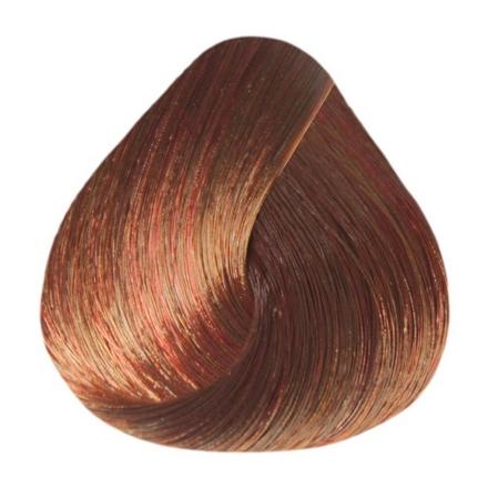 Estel, Краска-уход 5/45 De Luxe, светлый шатен медно-красный, 60 мл