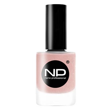 Nano Professional, Лак для ногтей №P-002, Романтический уикенд розового цвета
