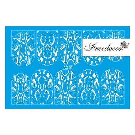 Freedecor, Слайдер-дизайн «Аэрография» №9 freedecor слайдер дизайн f18 01 золото