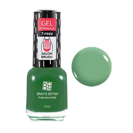 Купить Brigitte Bottier, Лак для ногтей Gel Formula №48, Wella Professionals, Зеленый