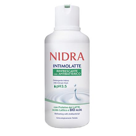 Купить Nidra, Освежающий гель для интимной гигиены, 500 мл