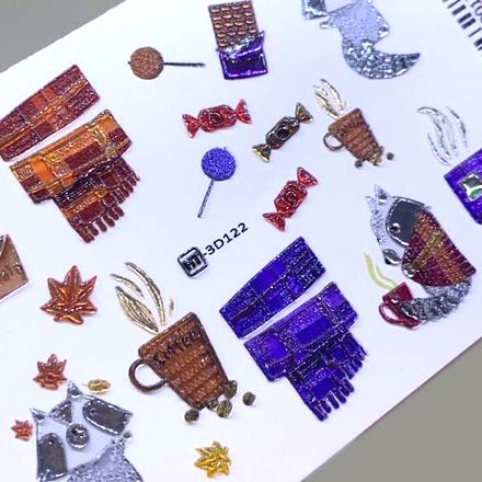 Купить Anna Tkacheva, 3D-слайдер Crystal HT №122