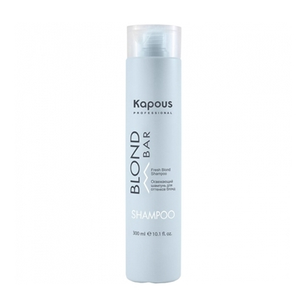 Купить Kapous, Шампунь для волос оттенков блонд Blond Bar, 300 мл