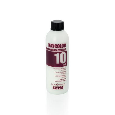 KAYPRO, Окислительная эмульсия Kay Color 10 Vol/3%, 150 мл kaypro окислительная эмульсия kay color 10 vol 3