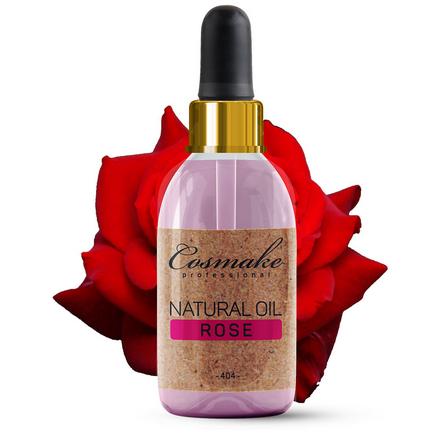 Купить Cosmake, Масло для ногтей и кутикулы «Роза», 30 мл